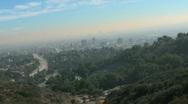 Skylines in Los Angeles, California Stock Footage