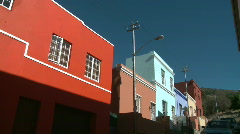 Cape Town Malay quarter Stock Footage