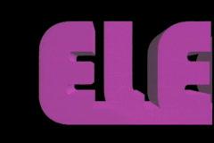 0423 Electric Slide Dance Plug  Stock Footage