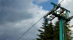 Stock Video Footage of Ropeway
