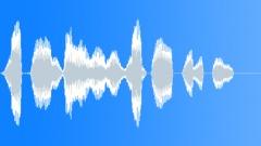 Space behemoth Sound Effect