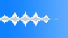 Strong laser pulse Sound Effect