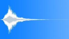 Sharp metal whoosh Sound Effect