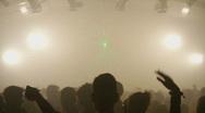 Disco Lights Stock Footage