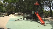 Stock Video Footage of Empty playground #7