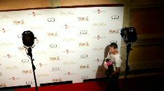 Joe Torres at venetian poker charity event Stock Footage
