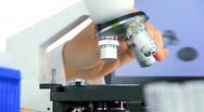 Modern Laboratory Technology Stock Footage