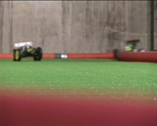 RC cars Stock Footage