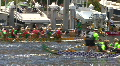 Dragon Boat Race Footage