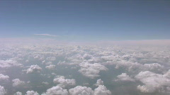 Aerial Clouds 03 - HD 1080 - stock footage
