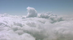 Aerial Clouds 07 - HD 1080 Stock Footage