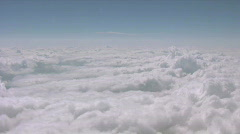 Aerial Clouds 05 - HD 1080 Stock Footage