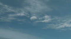 clouds timelapse4 1080 - stock footage
