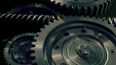 Industrial Machinery - stock footage