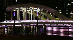 Elgin Bridge Stock Footage