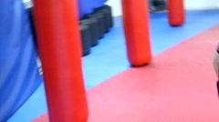 Martial Arts Stock Footage
