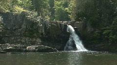 Abrams Falls 2 Stock Footage