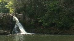 Abrams Falls 1 Stock Footage