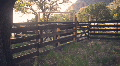 t184 faraway ranch corale horse stable western west Footage