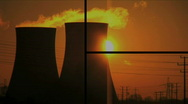 Montage of Fossil Fuel & Clean Energy Stock Footage