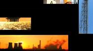 Environmental Montage Stock Footage