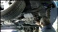auto mechanic repairing car HD Footage