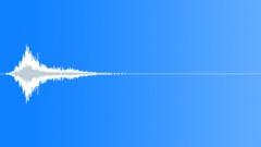 Whoosh Metallic - sound effect