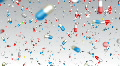 Medicine Drug 2aW Capsule Tablet pills HD HD Footage