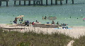 Fort DeSoto Beach HD Footage