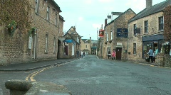 Bourton on the Water 8 of 9 Stock Footage