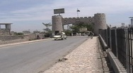 Road to Khyber Pass Stock Footage