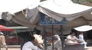 Jamrud City, FATA Khyber Agency Stock Footage