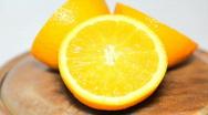 Stock Video Footage of Orange juice