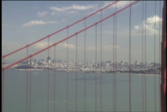 Golden Gate 3 Stock Footage