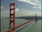 Golden Gate 1 Stock Footage
