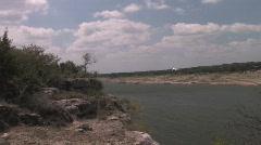 Lake Travis, Travis County Texas22 Stock Footage