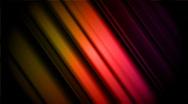 Aurora Lighting Effect Loop Diagonal Stock Footage