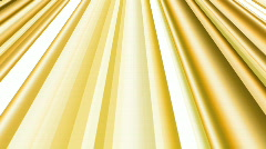 Gold glow Stock Footage