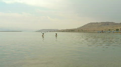 Dead sea 2 Stock Footage