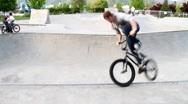 BMX Pro Stock Footage