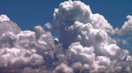 Stock Video Footage of Clouds, Timelapse