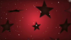 Christmas Snow - stock footage
