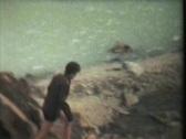 Trip To Banff (1975 Vintage 8mm film) Stock Footage