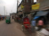 Stock Video Footage of Bangladesh street 02