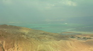 Stock Video Footage of Dead sea view 1