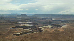Time Lapse of Canyonlands National Park - Clip 1 Stock Footage