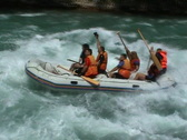 Stock Video Footage of Rafting the Green River 4