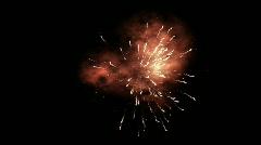 Explosion + Alpha 2D Nr 02 Stock Footage