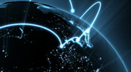 Global communication HD Stock Footage
