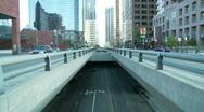 Time Lapse Traffic - Downtown LA Stock Footage